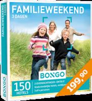 Bongo - Familieweekend