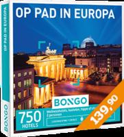 Bongo - Op pad in Europa
