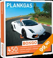 Bongo - Plankgas