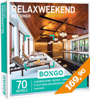Bongo - Relaxweekend met diner