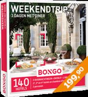 Bongo - Weekendtrip 3 dagen met diner