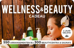 Wellness & Beauty Cadeau