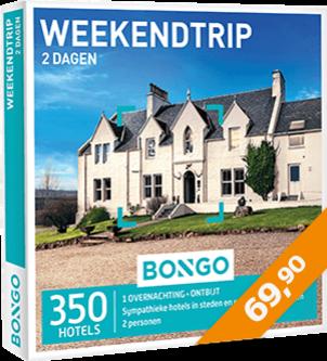 Bongo - Weekendtrip 2 dagen