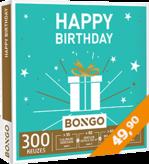 Bongo - Happy Birthday